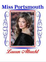 Let's Support Miss Lauren Albrecht our Miss Portsmouth 2020